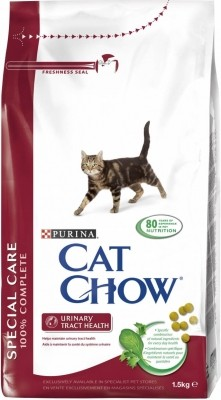 CAT CHOW URINARY TRACT HEALTH pour chat riche en Poulet