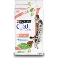 CAT CHOW adulte Special Sensitive au saumon