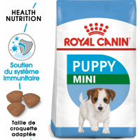 Royal Canin Puppy Mini pour petit chiot de 2 à 10 mois