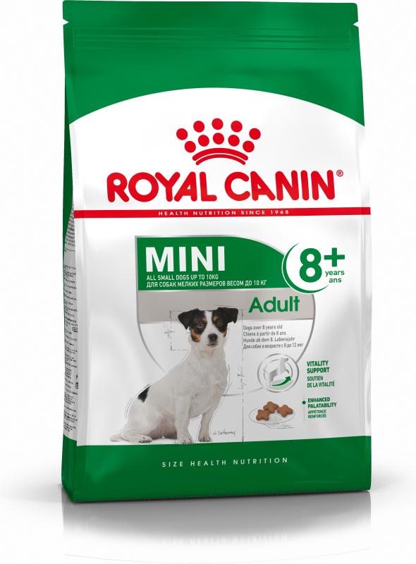Royal Canin Mini Adult 8+ jaar