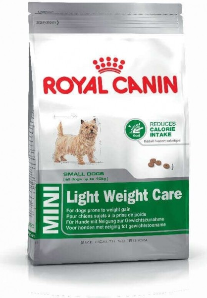 ROYAL CANIN MINI ADULTE LIGHT