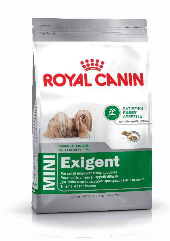 royal canin mini adult exigent dry dog food. Black Bedroom Furniture Sets. Home Design Ideas