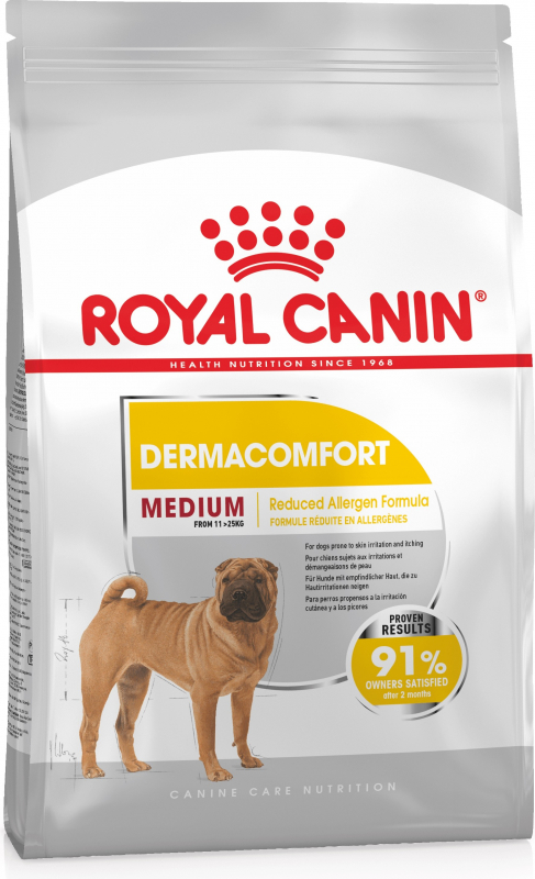 Royal Canin Medium Adult Dermacomfort