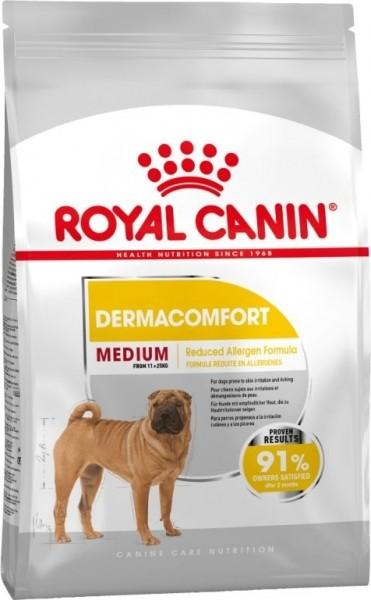 Royal Canin Medium Adult Dermaconfort