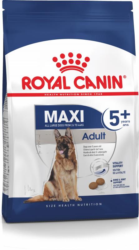 Royal Canin Maxi Adult 5 ans et plus