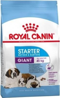 Royal Canin Giant Starter Mother & Babydog - Chiot et chienne en gestation/lactation (jusqu'à 2 mois)