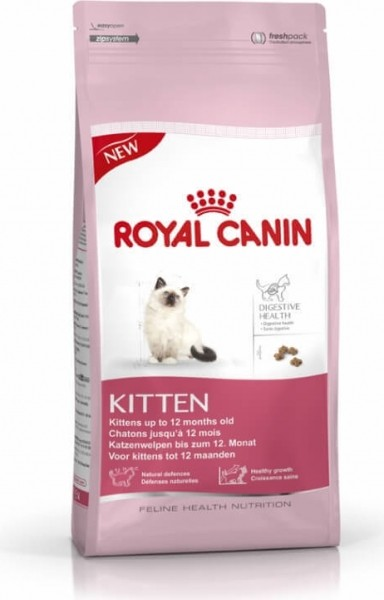 Royal Canin Kitten jusqu'à un an