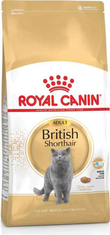 Royal Canin Breed British shorthair Adult