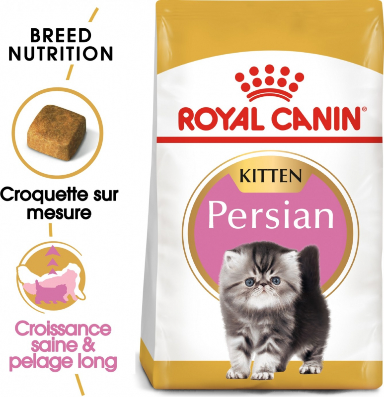 Royal Canin Breed Persian Kitten