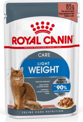 ROYAL CANIN Ultra Light Pâtée en sauce pour chat adulte