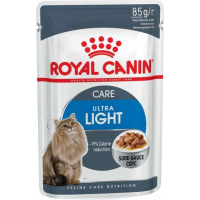 Royal Canin Ultra Light Paté in salsa per gatti adulti