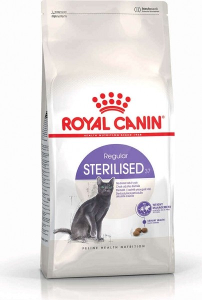 ROYAL CANIN ADULTE GATO STERILISED 37