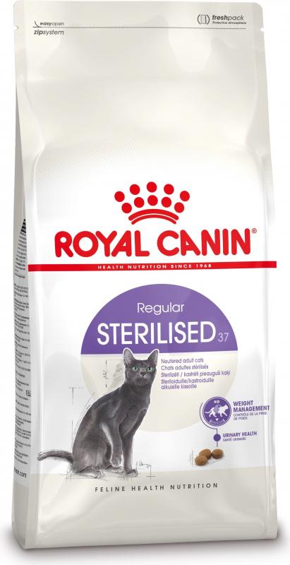 Royal Canin Feline Adult Sterilised 37