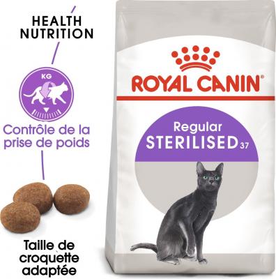 Royal Canin Katze sterilisiert