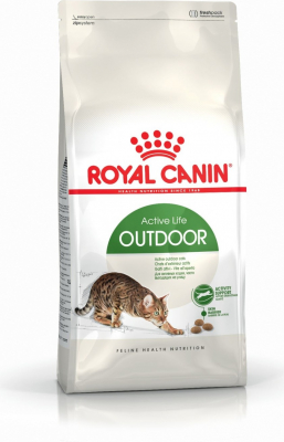Royal Canin Gatos de exterior