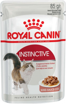 Royal Canin Instinctive Pâtée en sauce pour chat