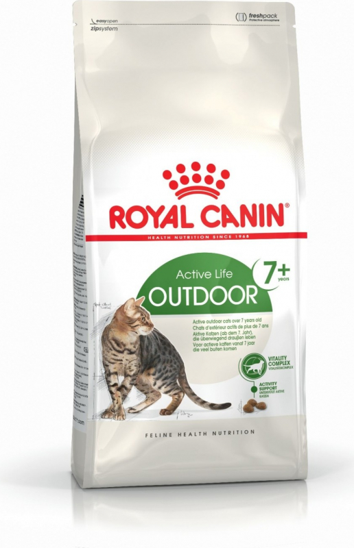 Royal Canin Outdoor Adulte 7+