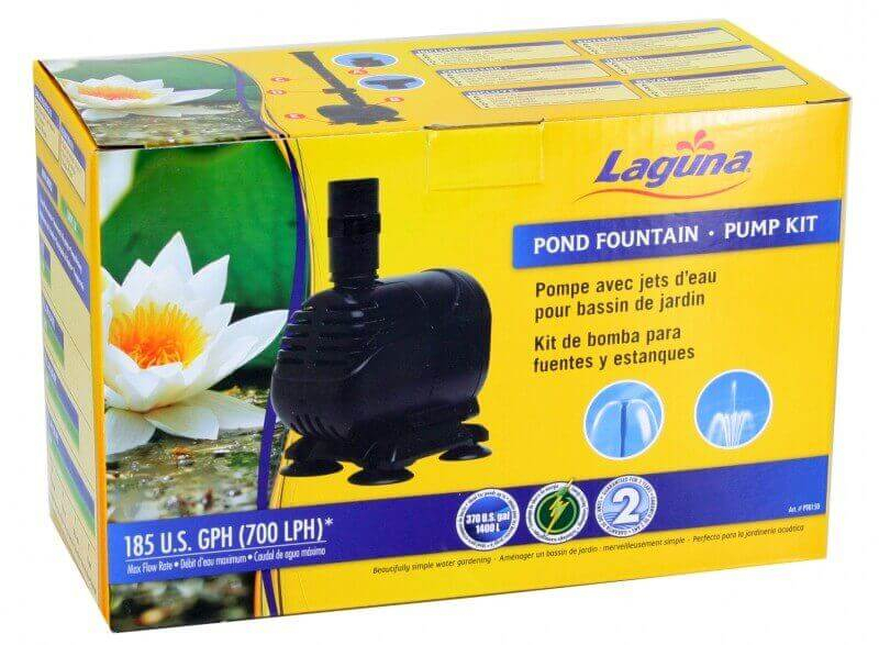 pompes pour fontaines pump kit pompe bassin. Black Bedroom Furniture Sets. Home Design Ideas