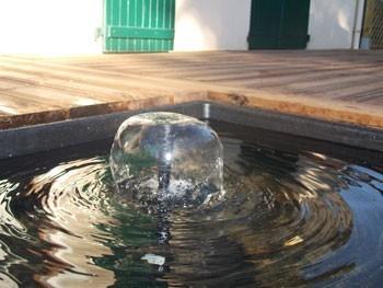 Pompe avec jet Laguna pour bassin de jardin