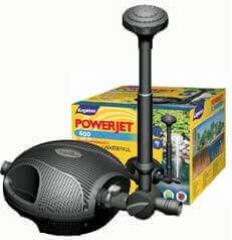 Powerjet Free-Flow - Springbrunnenpumpe der neuen Generation