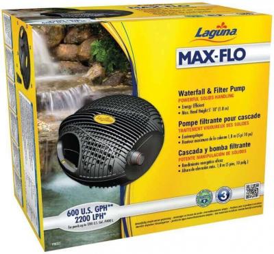 Bomba de recirculación  de agua  MAX-FLOW nueva generación