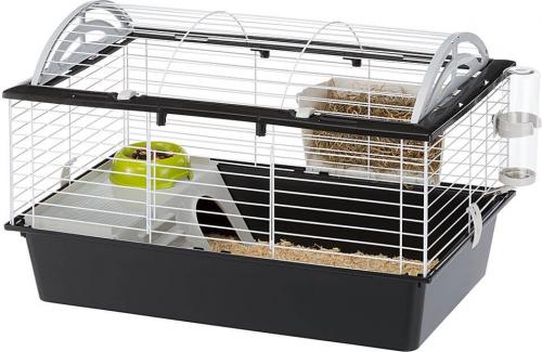 Cage Ferplast Casita 80 pour lapin et cobaye