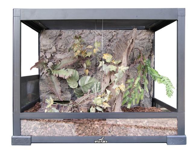 terrarium okavango series terrarium et meuble. Black Bedroom Furniture Sets. Home Design Ideas
