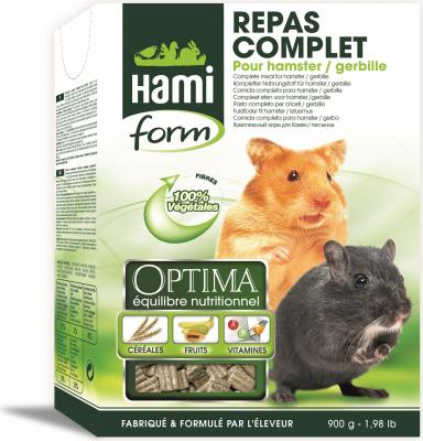 Granulés pour hamster et gerbille Repas complet OPTIMA