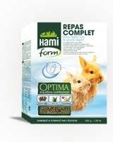 Pienso para conejos jóvenes y  conejos toy comida completa OPTIMA_0