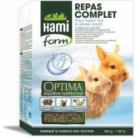 Konijnenkorrels voor jonge konijnen Compleet voer OPTIMA