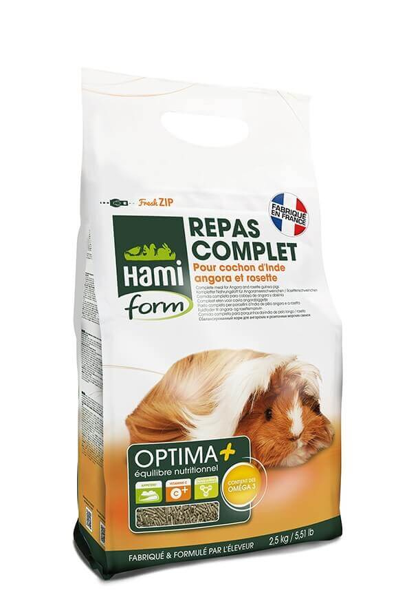 Hamiform Optima Premium Meal Long-haired Guinea Pig_0