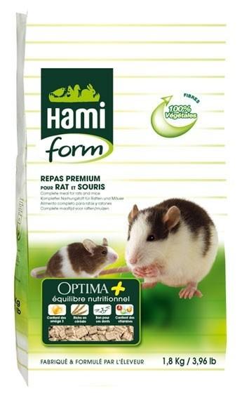 Hamiform Premium Optima+ Rats and Mice_0