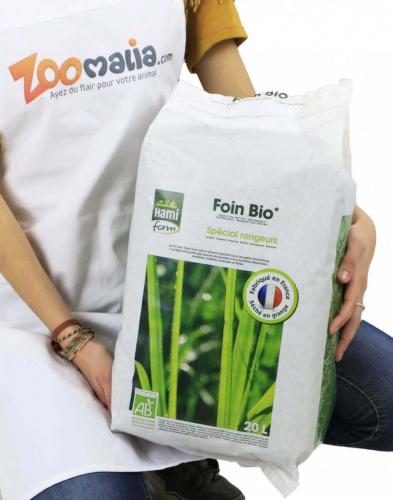 Hamiform Organic Hay