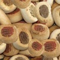 Golosinas Corazón de galletas para hurones