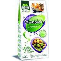 Crunchy's Kroketten für alle Nagetiere