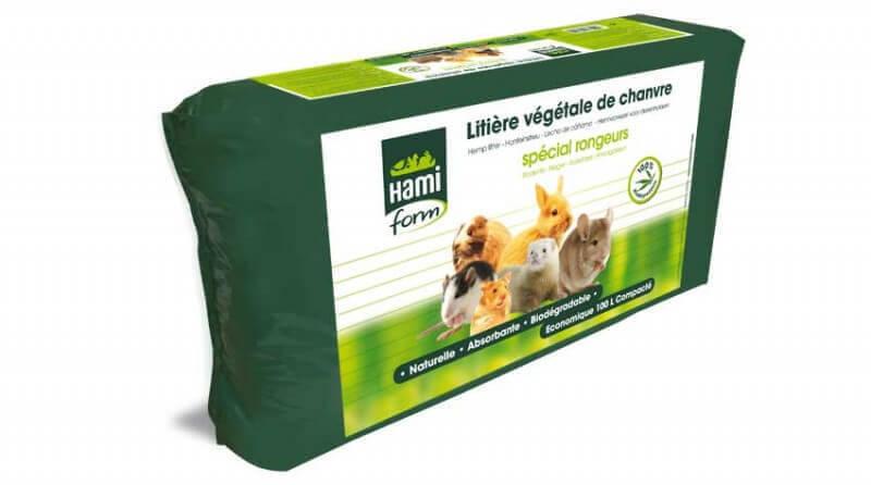 Hamiform Hemp Bedding Litter Small Furry Pets_1
