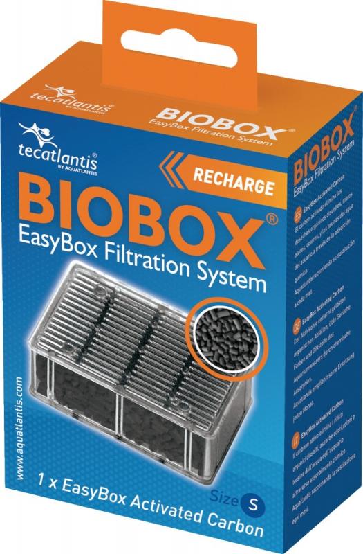 Biobox Easybox mousse de charbon