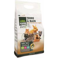 Cuidados e higiene para roedores