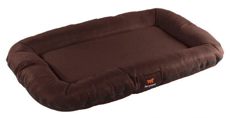 coussin chien oscar en t flon imperm able et tr s facile laver coussin et tapis chien. Black Bedroom Furniture Sets. Home Design Ideas