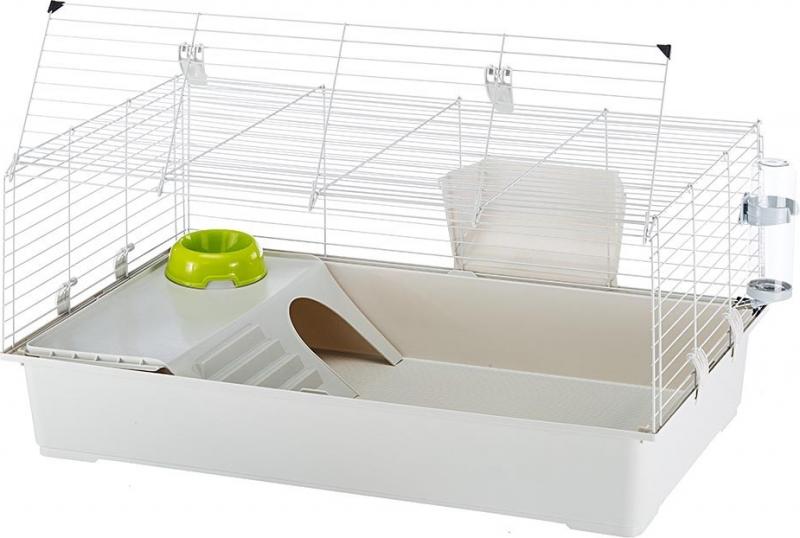 Kooi Rabbit 100 voor konijnen en cavia's