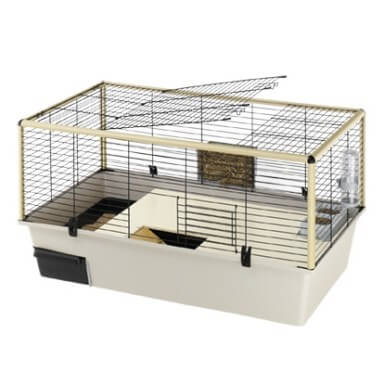 cage pour rongeurs rabbit 120 cm suite cage lapin. Black Bedroom Furniture Sets. Home Design Ideas