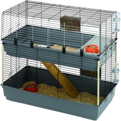 Jaula para roedores Rabbit 120 Doble