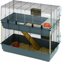 Cage Ferplast Rabbit 120 Double pour lapin