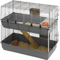 Cage Ferplast Rabbit 120 Double pour lapin