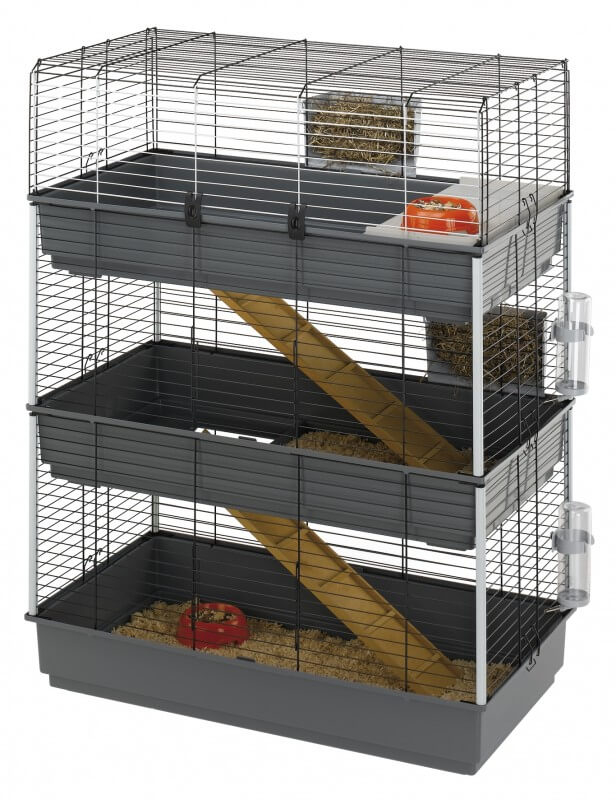 rabbit 100 three level cage guinea pig cages