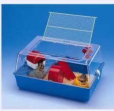 Cage Mini Duna Hamster pour petit rongeur