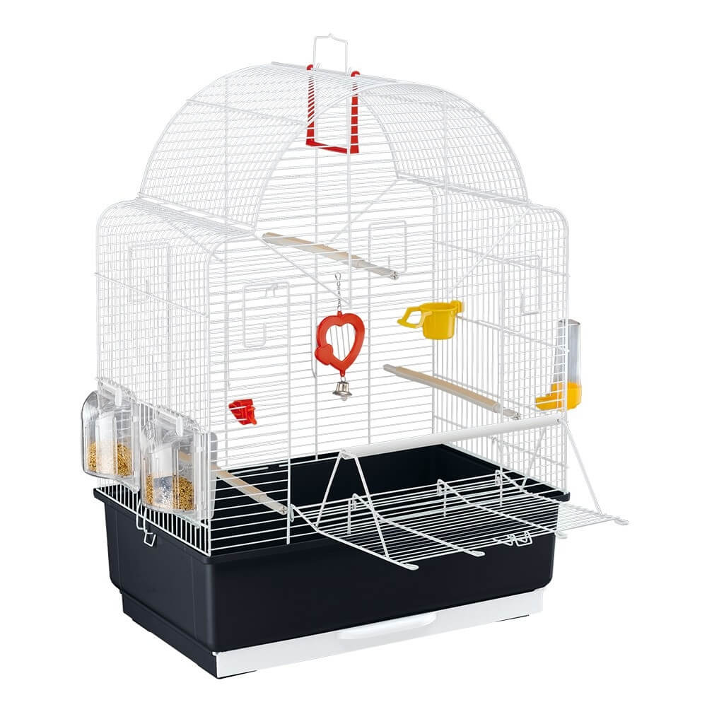 cage pour oiseaux ibiza open cage petits oiseaux. Black Bedroom Furniture Sets. Home Design Ideas