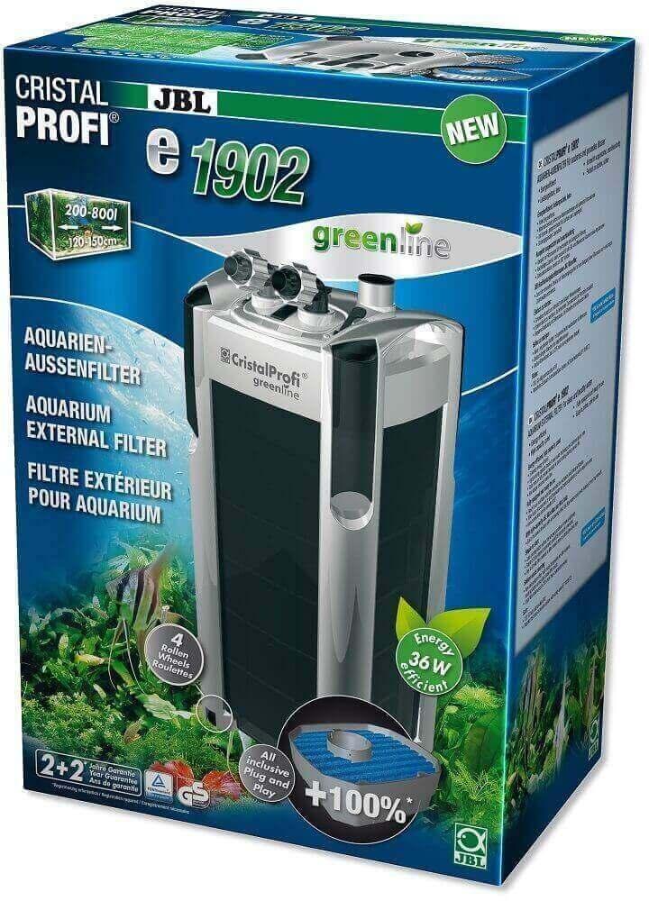 Filtre externe JBL CristalProfi Greenline _9