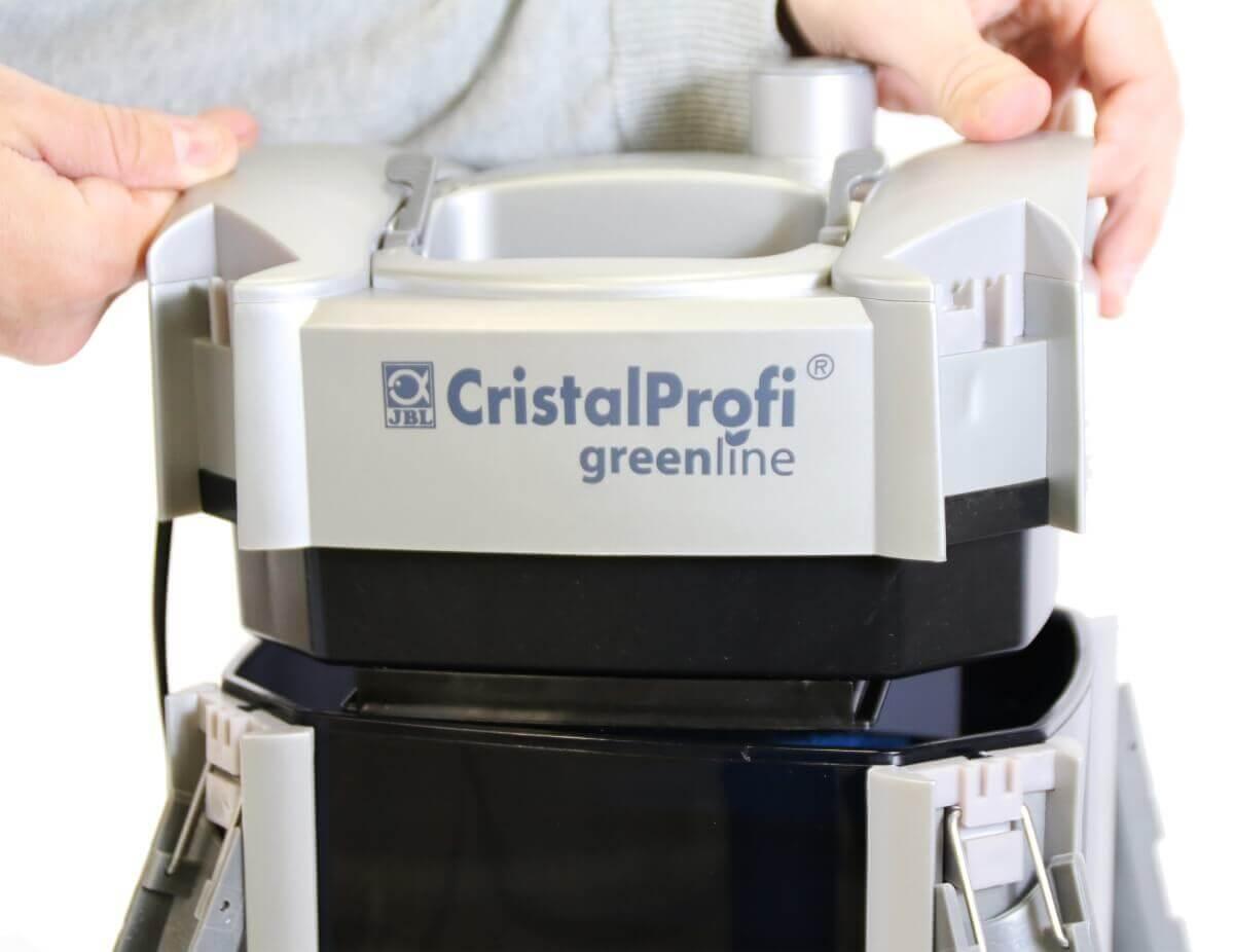 Filtre externe JBL CristalProfi Greenline _5