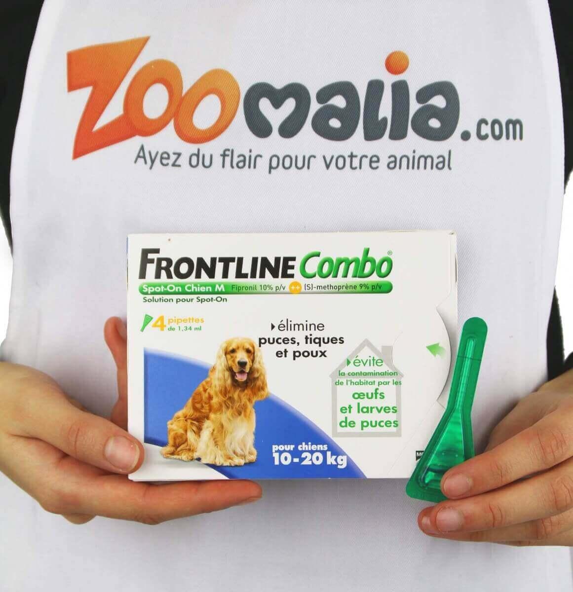 Pipeta antiparasitaria Frontline Combo perro 2-10 kg  _6